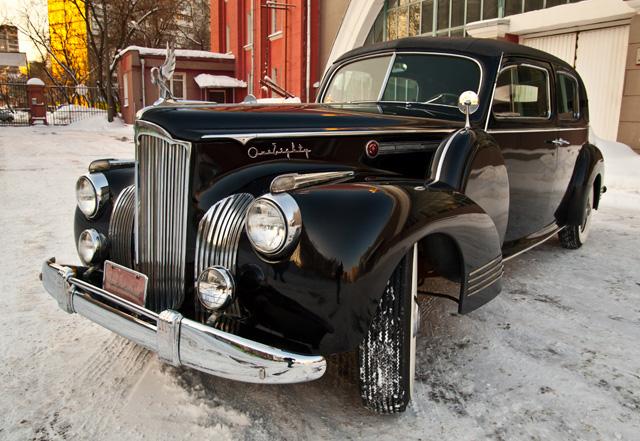 Фотография автомобиля Packard 180