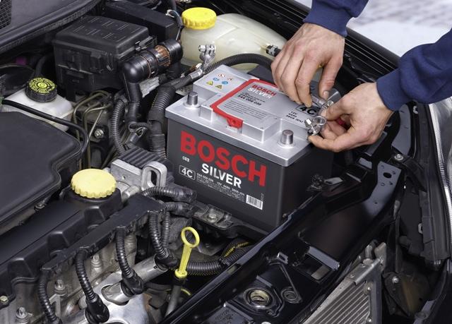 Очень качественные аккумуляторы от фирмы Bosch