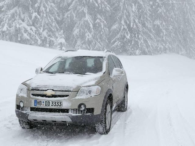 Зимой автомобиль требует к себе особого отношения