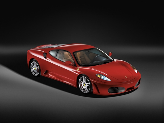 Ferrari F430 — заднеприводный суперкар