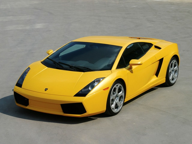 Lamborghini Gallardo - итальянский спорткар