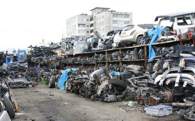 Авторазбор во Владивостоке