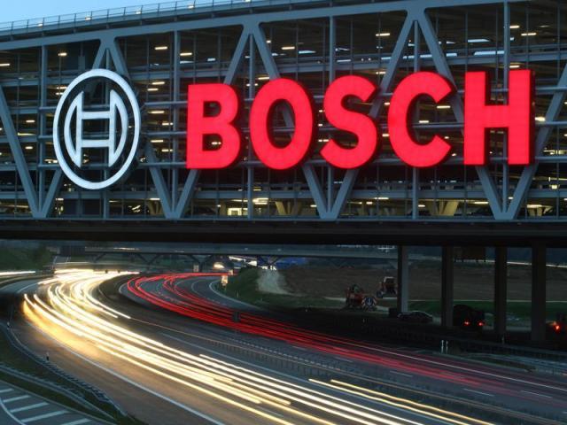 Компания Бош — один из первых создателей ABS