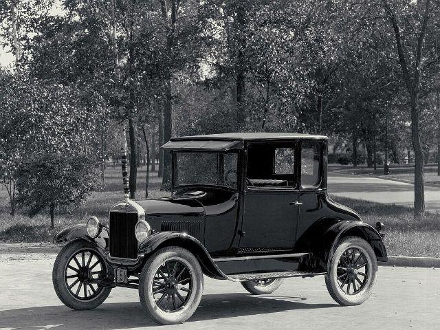 Известнейший автомобиль Ford T