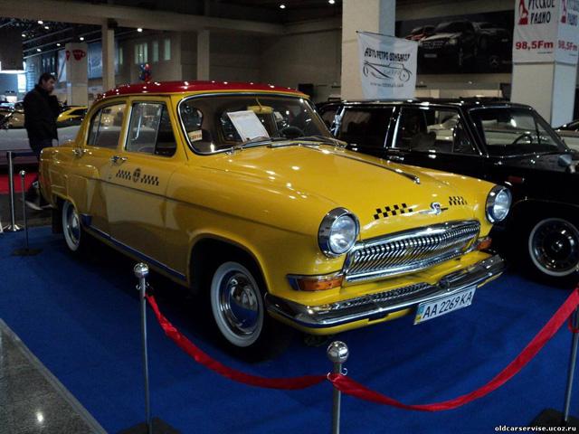 «Такси на Дубровку» — ГАЗ-21