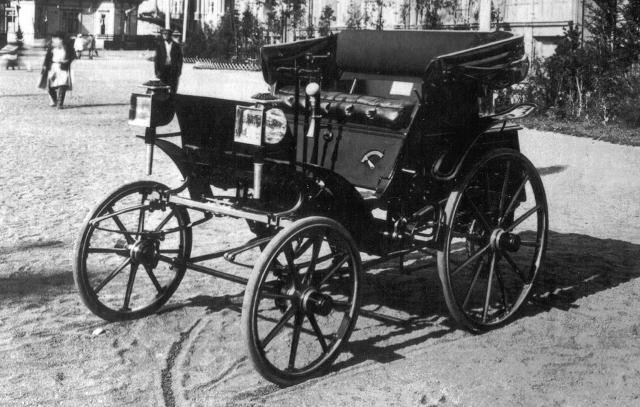 История автомобилестроения имеет богатое прошлое
