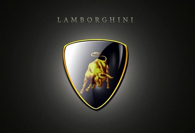 Эмблема марки Ламборгини