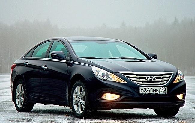Самый известная марка корейского автопрома - Hyundai