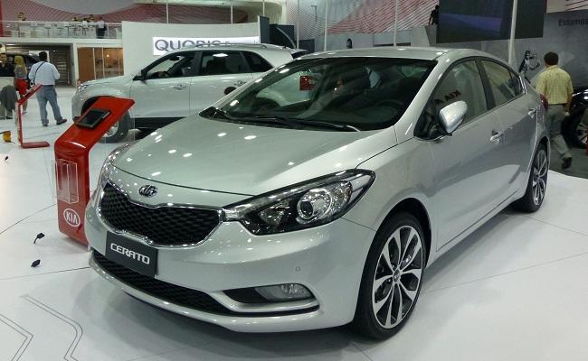 Автомобиль Kia Cerato