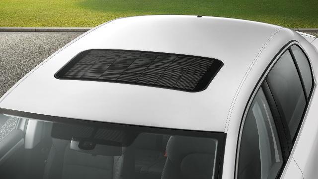 Встроенный автомобильный люк