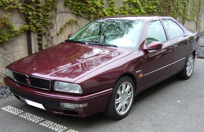 Maserati Quattroporte 1994 года