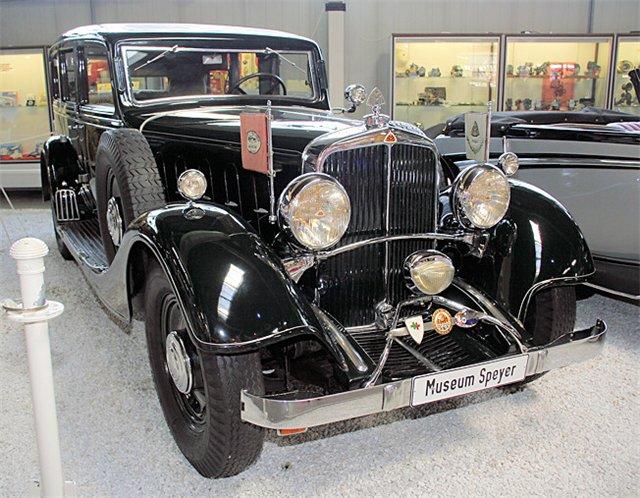 Автомобиль Maybach DSH