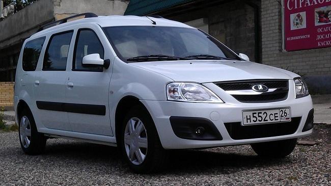 Лада Ларгус - новый отечественный автомобиль