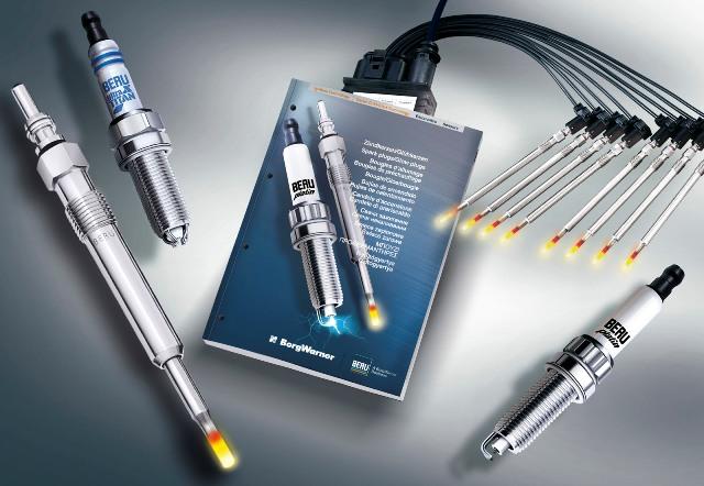 Элементы системы зажигания с использованием драгоценных металлов
