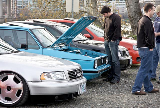 Выбор подержанного автомобиля на рынке