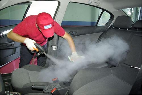 Химчистка вашего автомобиля профессионалом