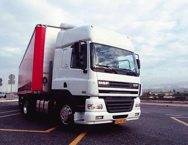 Работа водителя-дальнобойщика