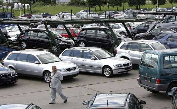 Рынок новых автомобилей в Литве