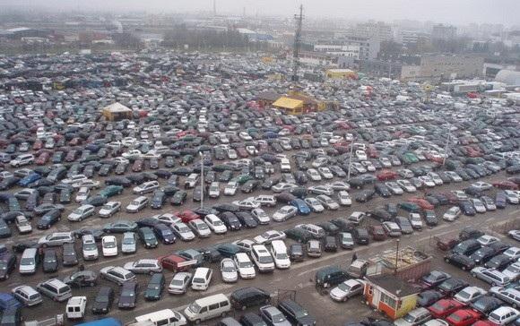 Рынок подержанных автомобилей в Литве