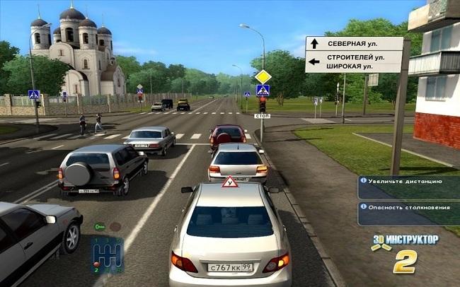 скачать игру симуляторы вождения через торрент