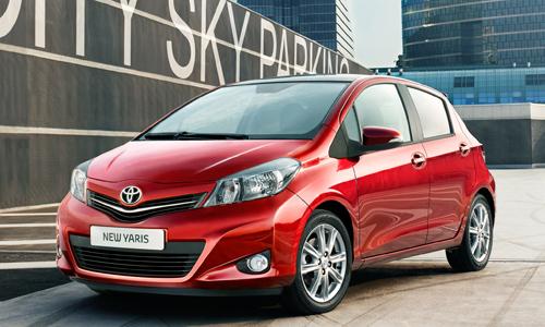 Женщины в восторге от Toyota Yaris
