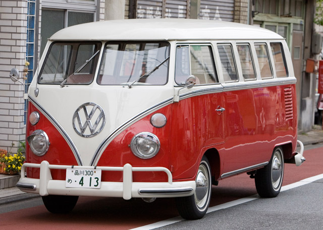Транспортный автомобиль Volkswagen Transporter T1
