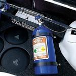 Закись азота в автомобиле