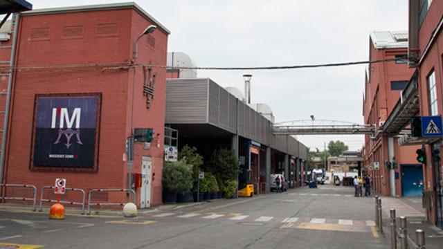 Современный завод Мазерати