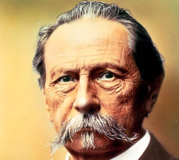 Великий немецкий изобретатель Карл Бенц