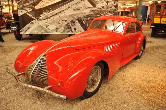 Alfa Romeo 8c29