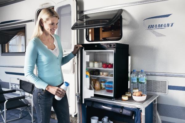 Абсорбционный автохолодильник