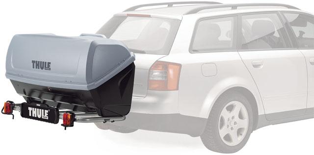 Дополнительный багажник на фаркоп