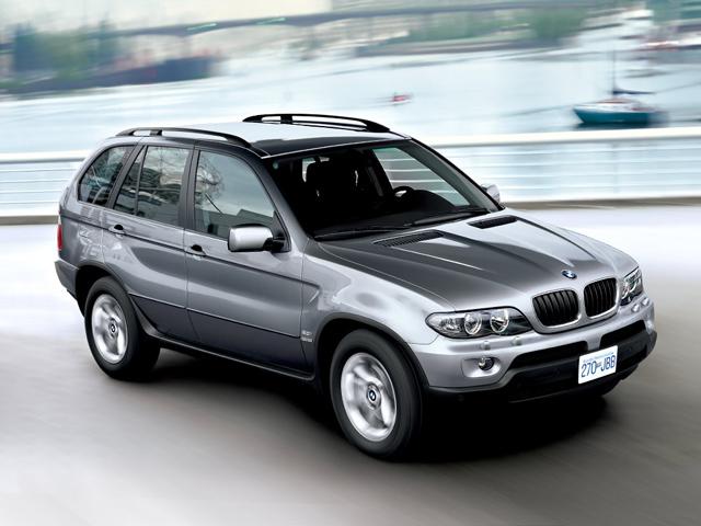 Семейный кроссовер BMW X5