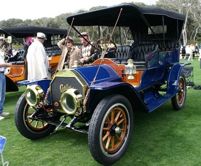 Cadillac, модель 30