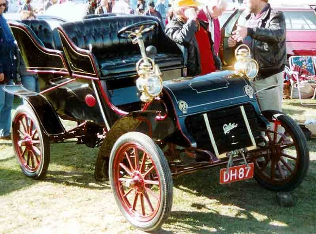Cadillac, модель A