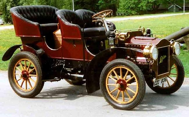 Cadillac, модель E