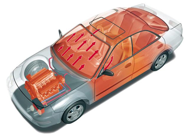 Webasto — немецкая система подогрева автомобиля