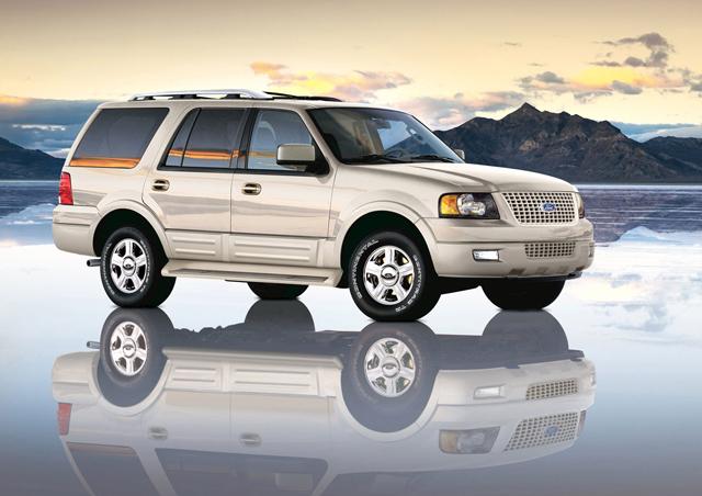 Ford Expedition — отличный семейный внедорожник
