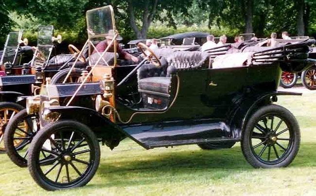 Ford «Модель T» 1911 года