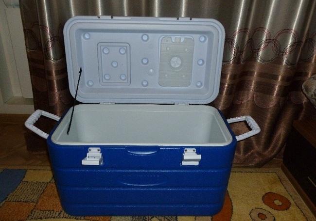 Изотермический контейнер на 40 литров