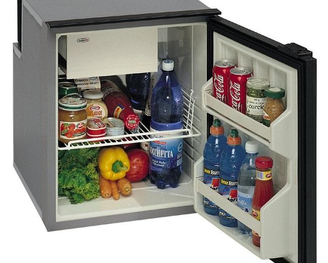 Автомобильный холодильник может быть достаточно вместительным