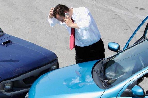 В случае ДТП следует своевременно извещать страховую компанию