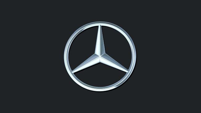 Логотип компании Mercedes