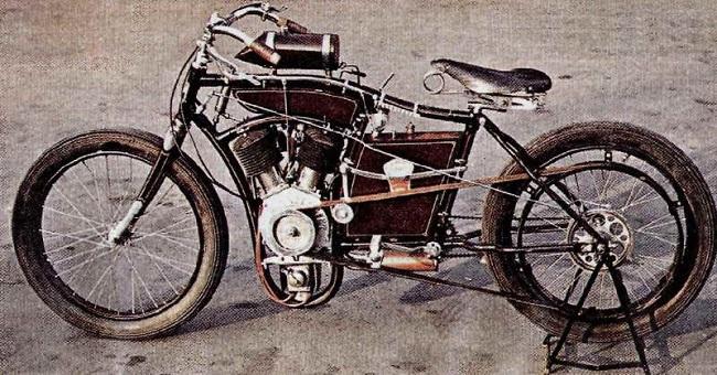 Мотоцикл Laurin&Klement