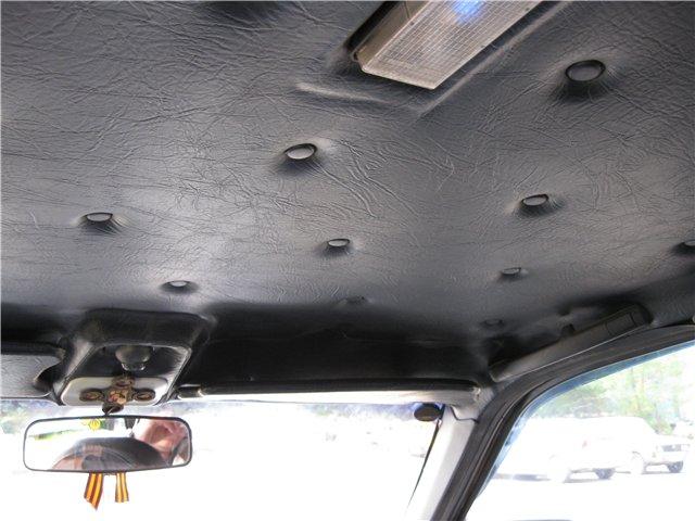 Тюнинг потолка в авто фото даг авто приора салон тюнинг