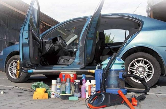 Подготовка машины к продаже