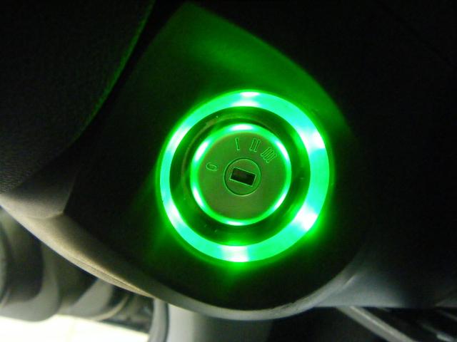 Подсветка замка зажигания