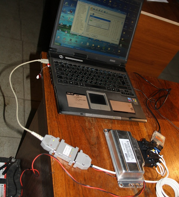 Перепрошивка бортового компьютера в домашних условиях
