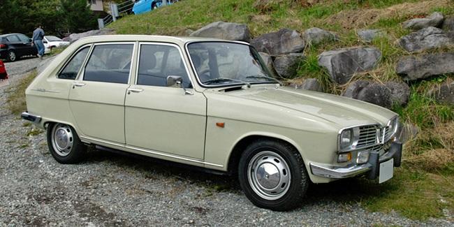 Хэтчбек Renault 16