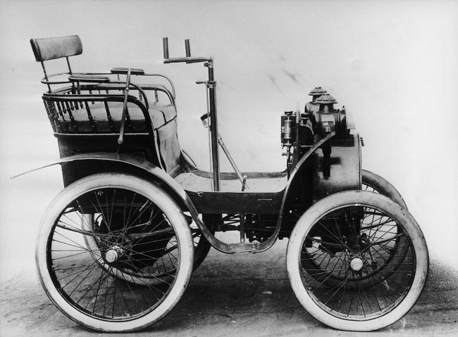 Renault «модель A» 1898 года